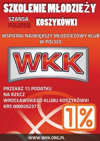 1 Procent Podatku WKK Wrocław