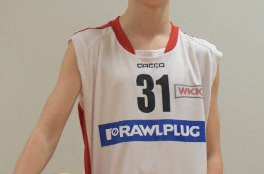 Jakub Stolaryk WKK Młodzicy