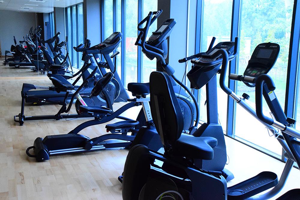 Innowacyjna Sala Fitness