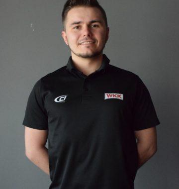 Adam Szajkowski WKK Wroclaw