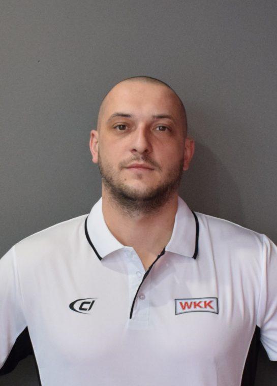 Bartosz Pasternak WKK Wrocław