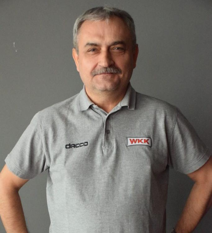 Leszek Kilian Wiceprezes WKK Wrocław