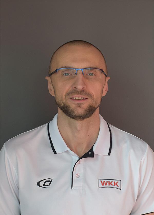 Tomasz Niedbalski WKK Wrocław