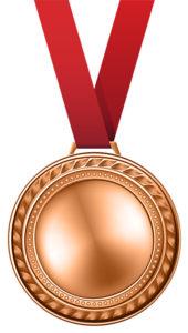 Medal Brązowy WKK Wrocłąw
