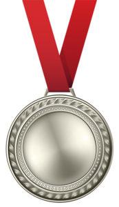 Medal Srebrny WKK Wrocław