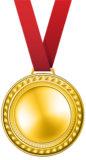 Medal Złoty WKK Wrocław